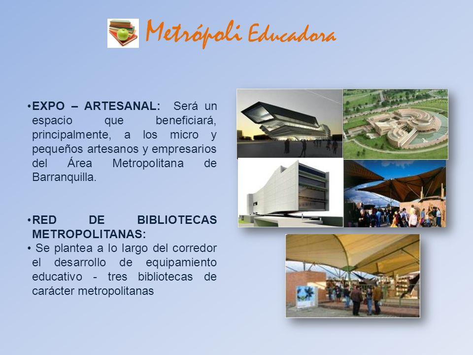 Metrópoli Educadora