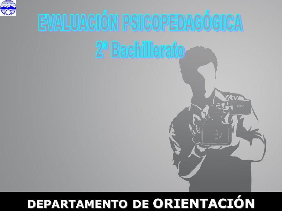 DEPARTAMENTO DE ORIENTACIÓN