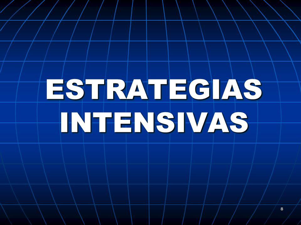 ESTRATEGIAS INTENSIVAS