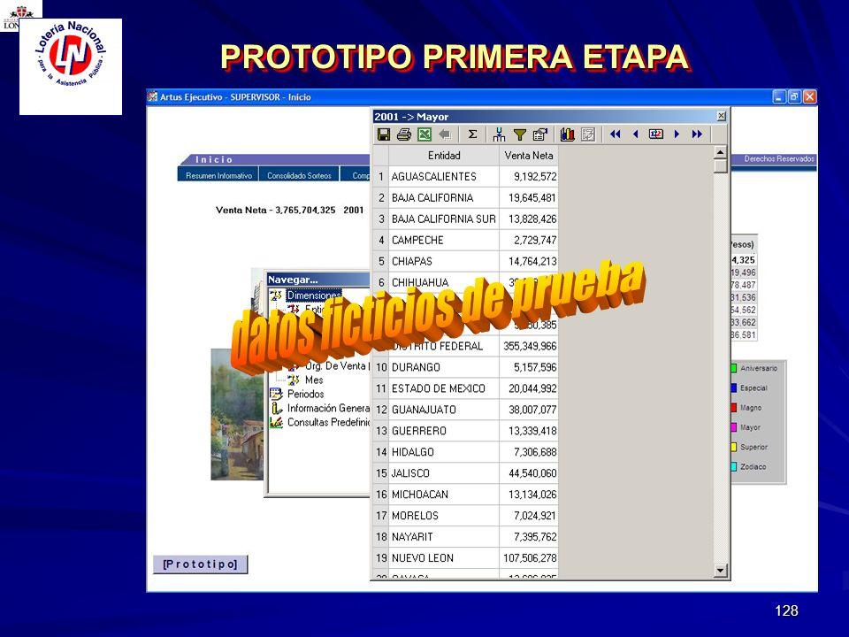 PROTOTIPO PRIMERA ETAPA