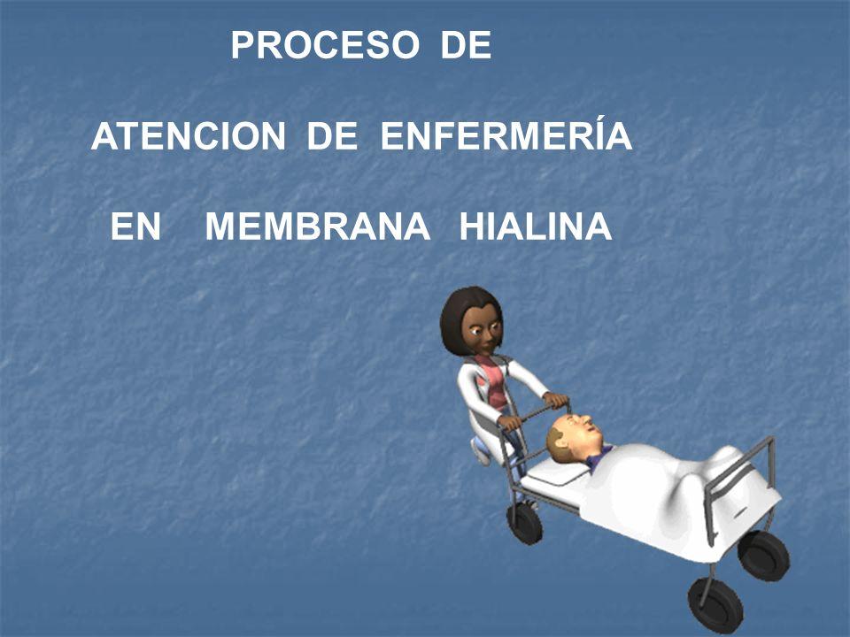 ATENCION DE ENFERMERÍA