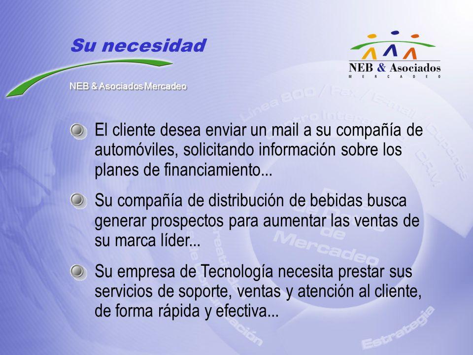 NEB & Asociados Mercadeo
