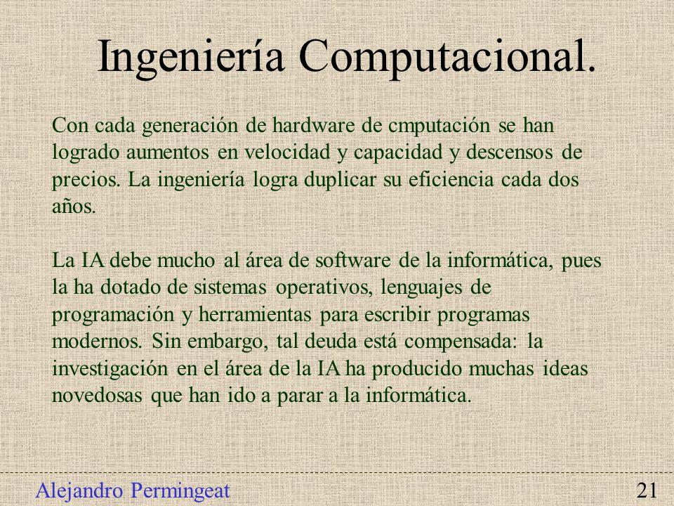 Ingeniería Computacional.