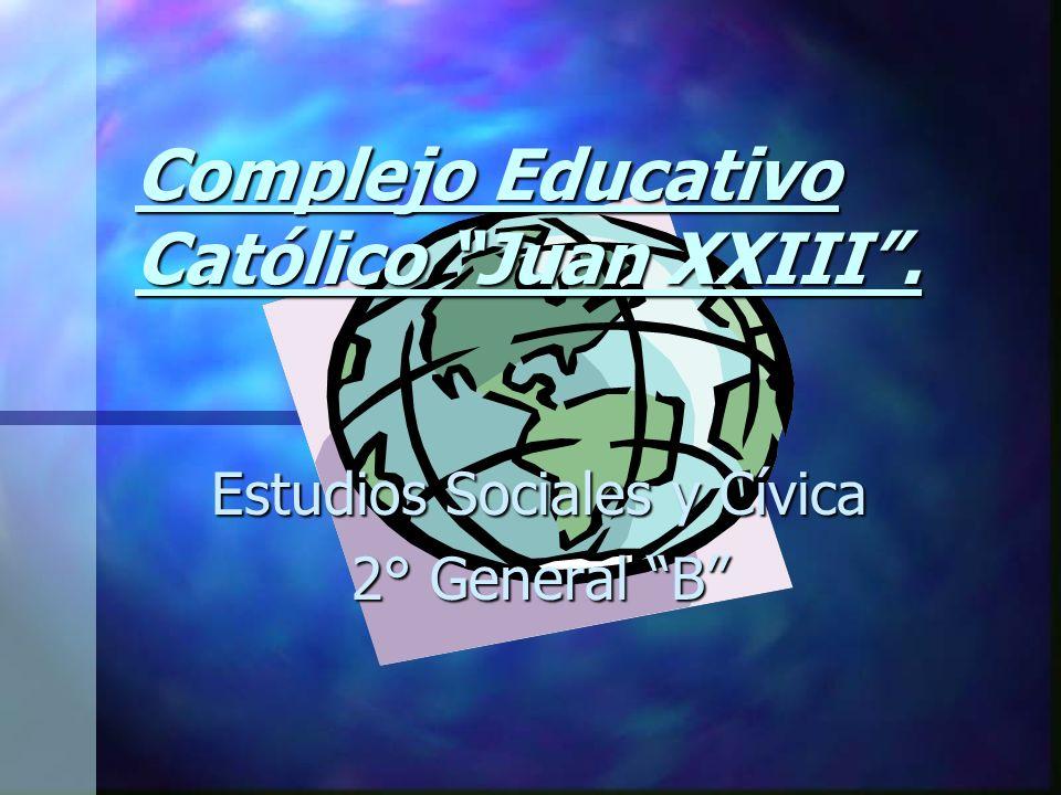 Complejo Educativo Católico Juan XXIII .