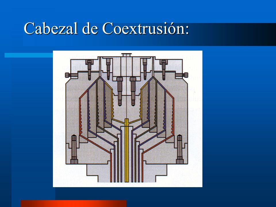 Cabezal de Coextrusión: