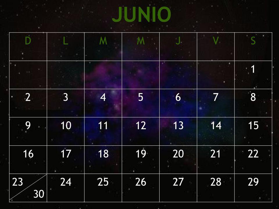 JUNIO D L M J V S 1 2 3 4 5 6 7 8 9 10 11 12 13 14 15 16 17 18 19 20 21 22 23 24 25 26 27 28 29 30