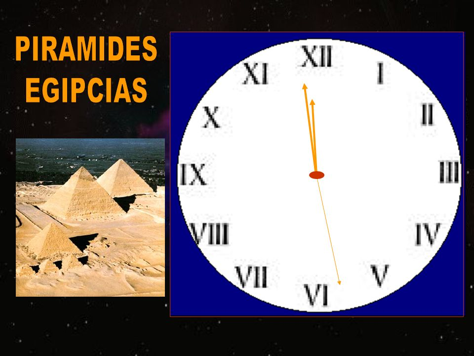 PIRAMIDES EGIPCIAS