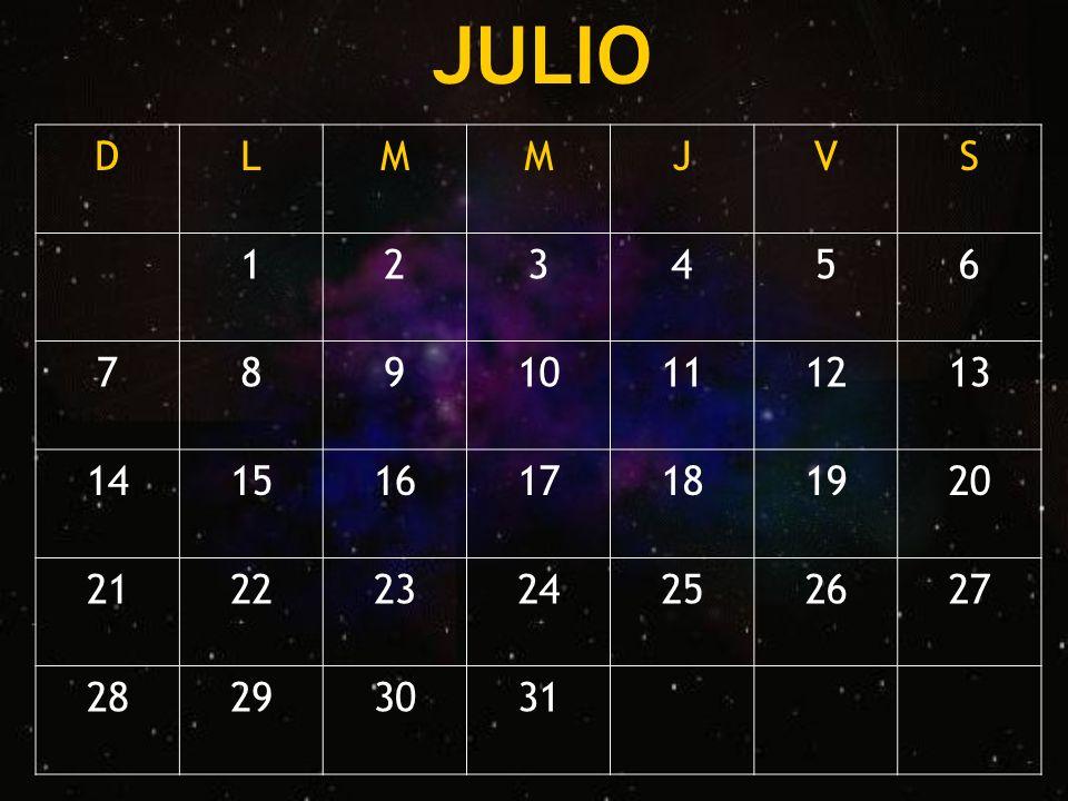 JULIO D. L. M. J. V. S. 1. 2. 3. 4. 5. 6. 7. 8. 9. 10. 11. 12. 13. 14. 15. 16.