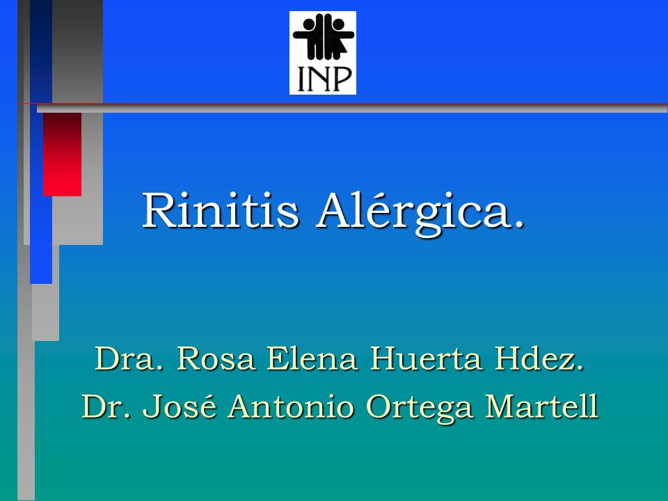 Dra. Rosa Elena Huerta Hdez. Dr. José Antonio Ortega Martell