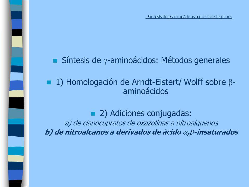 _Síntesis de g-aminoácidos a partir de terpenos_