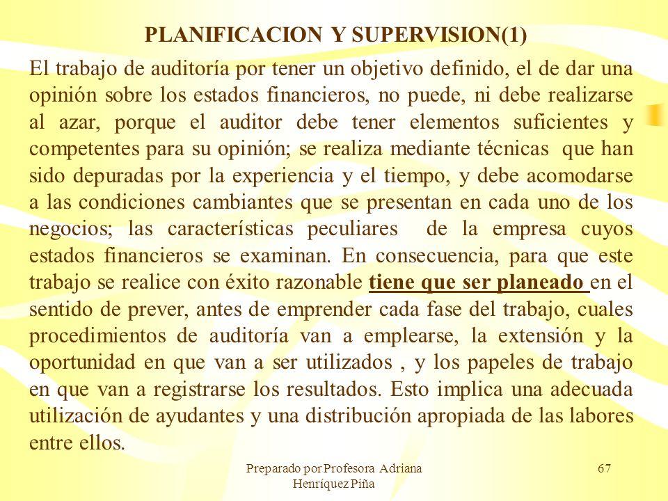 PLANIFICACION Y SUPERVISION(1)