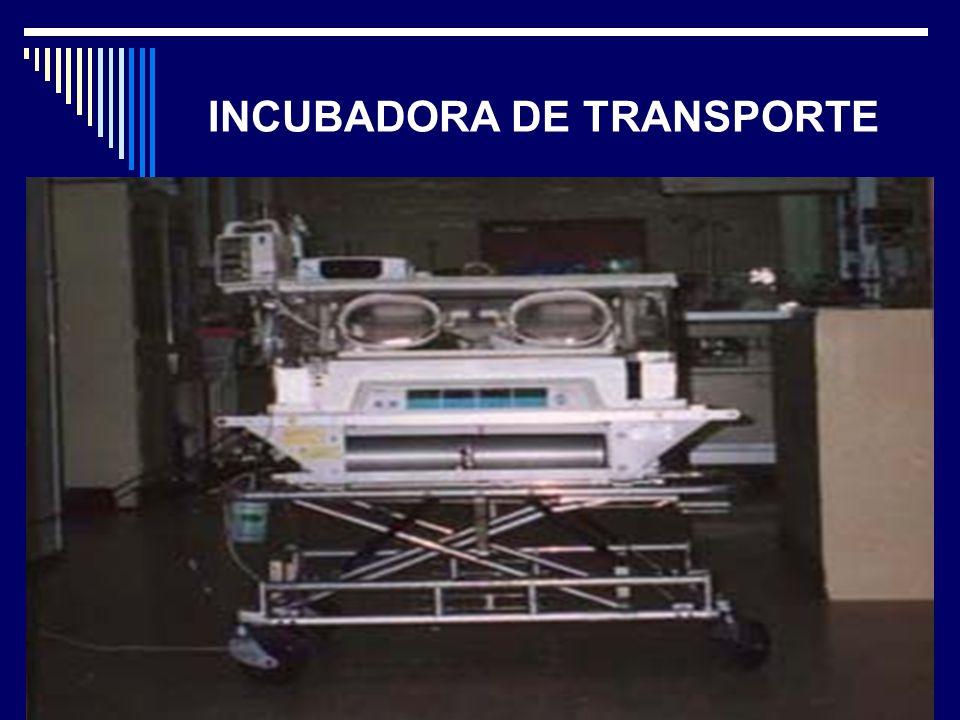 INCUBADORA DE TRANSPORTE