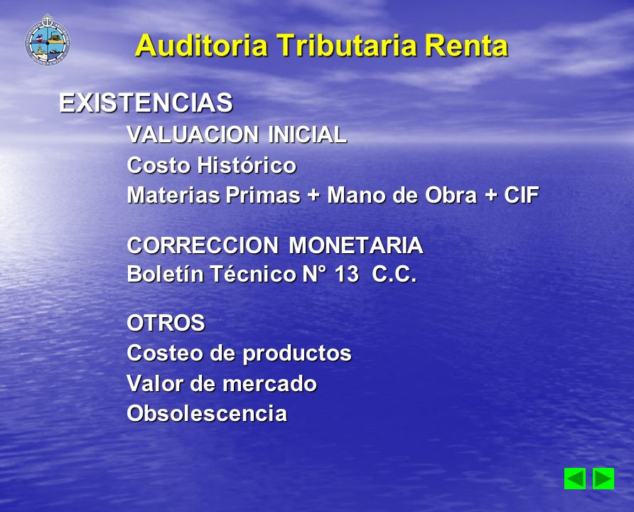 Auditoria Tributaria Renta