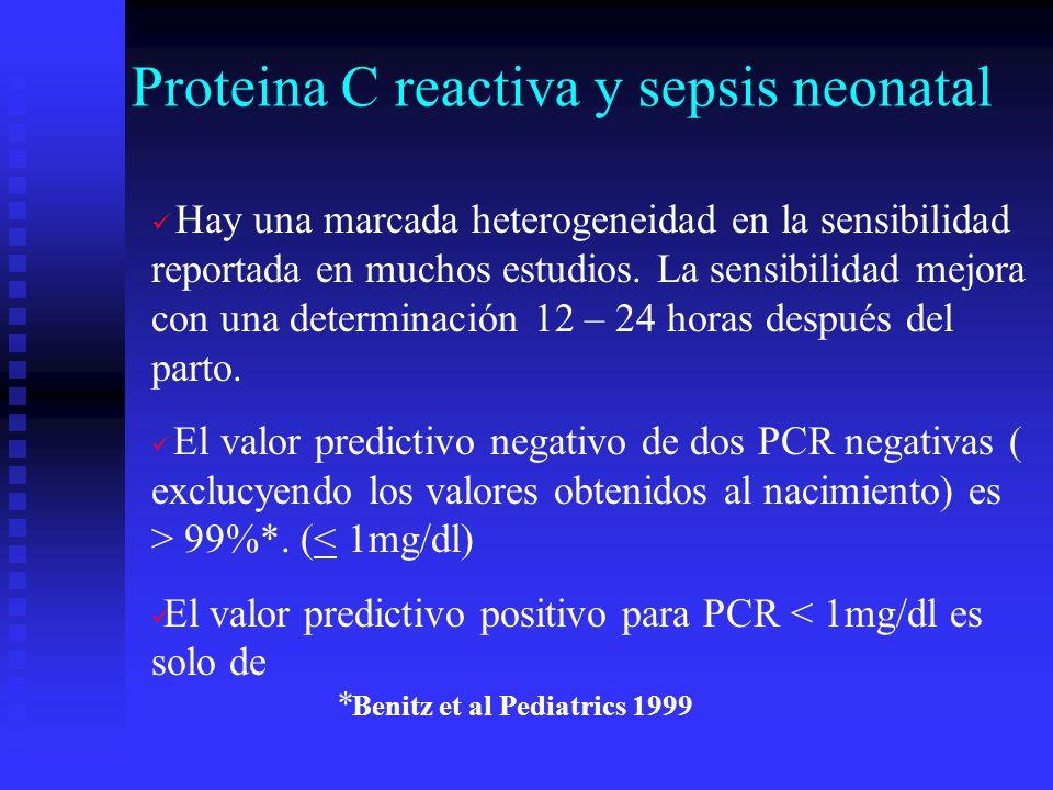 *Benitz et al Pediatrics 1999