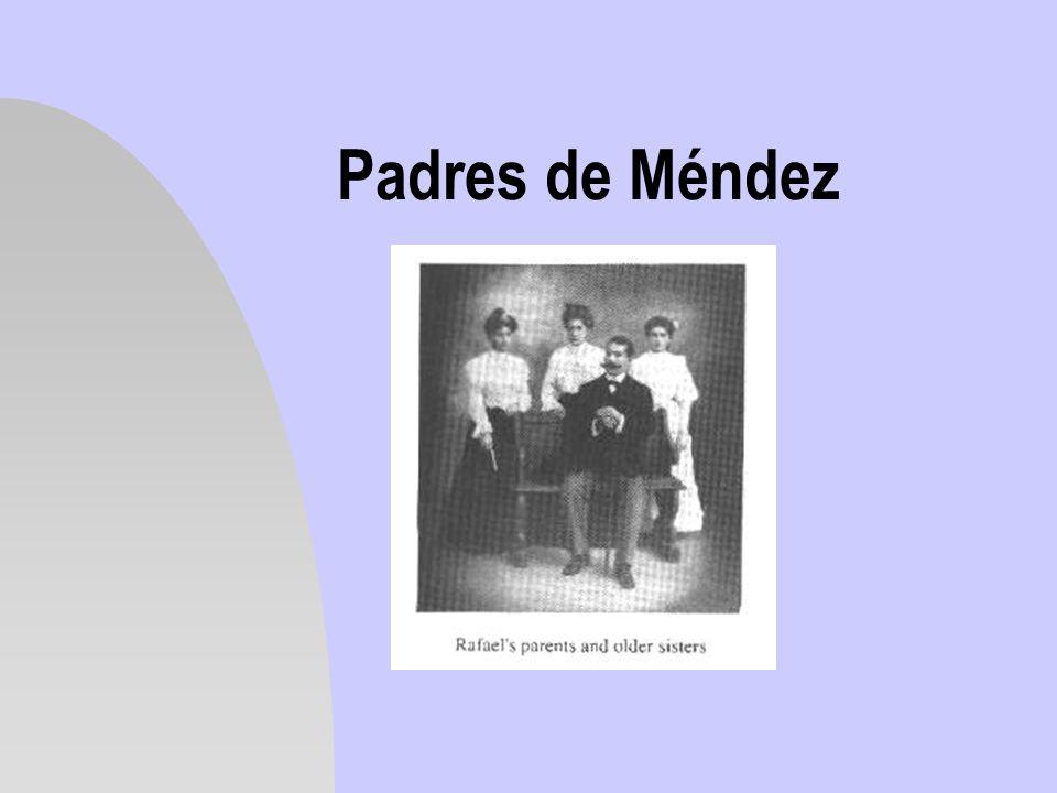 Padres de Méndez