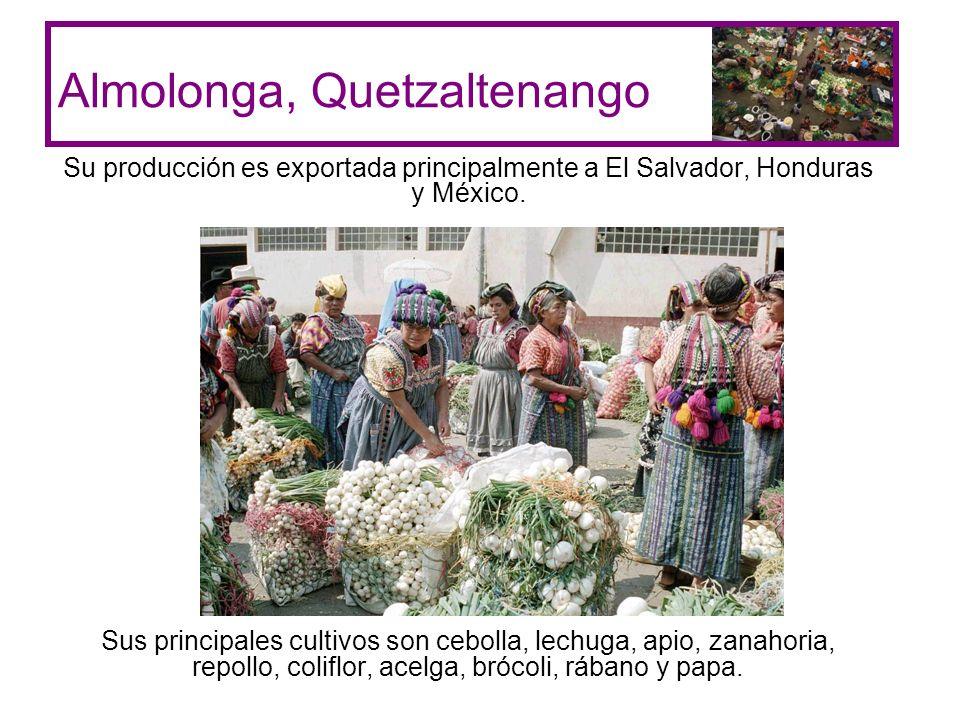 Almolonga, Quetzaltenango