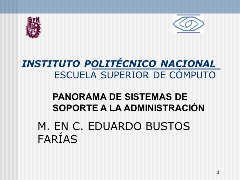 INSTITUTO POLITÉCNICO NACIONAL ESCUELA SUPERIOR DE CÓMPUTO