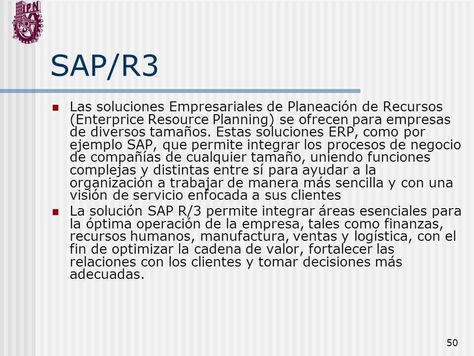 SAP/R3