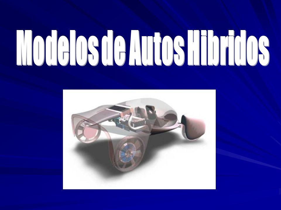 Modelos de Autos Hibridos