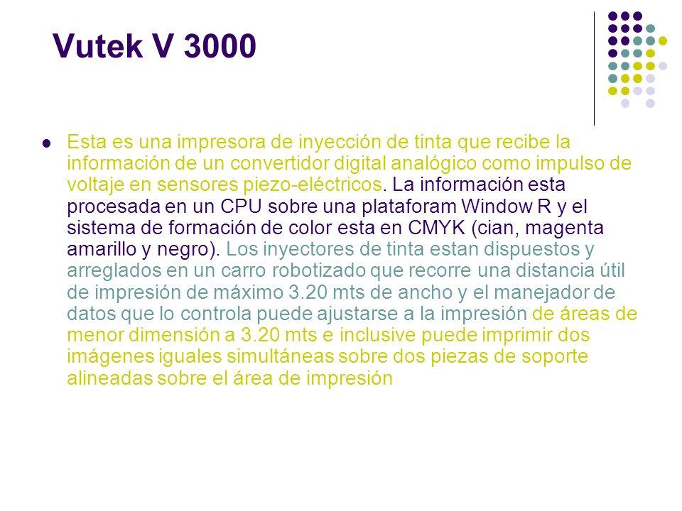 Vutek V 3000