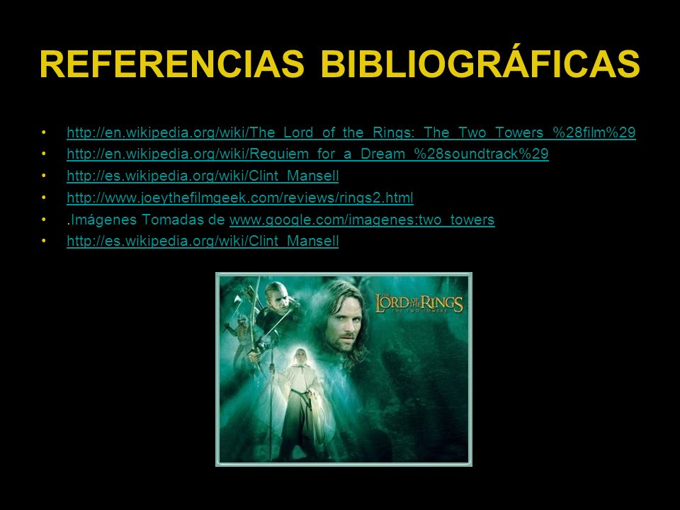 REFERENCIAS BIBLIOGRÁFICAS