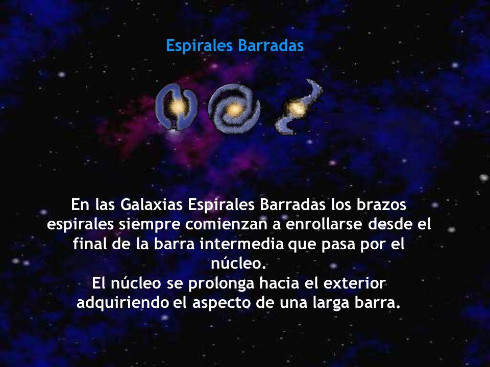 Espirales Barradas
