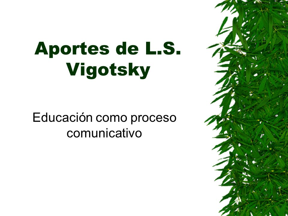 Educación como proceso comunicativo