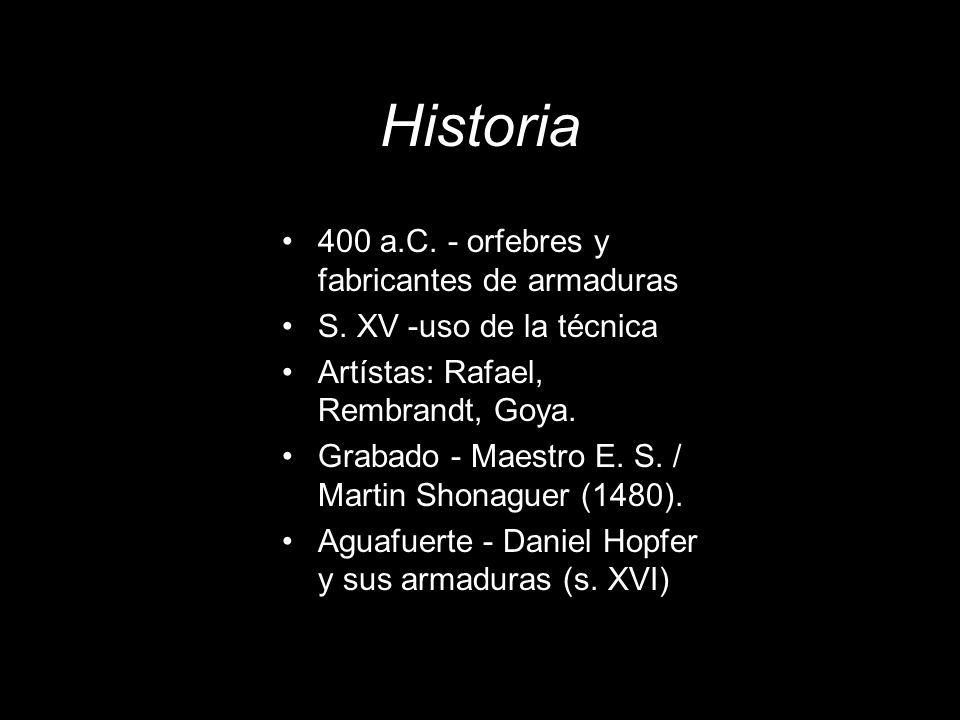 Historia 400 a.C. - orfebres y fabricantes de armaduras