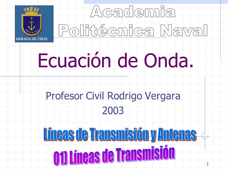 Profesor Civil Rodrigo Vergara 2003