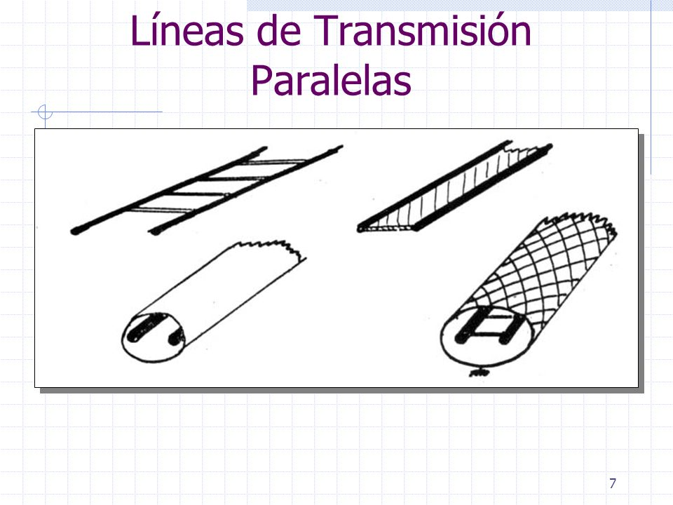 Líneas de Transmisión Paralelas
