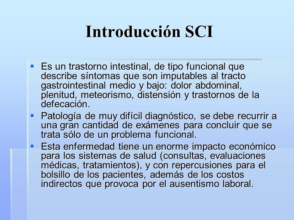 Introducción SCI