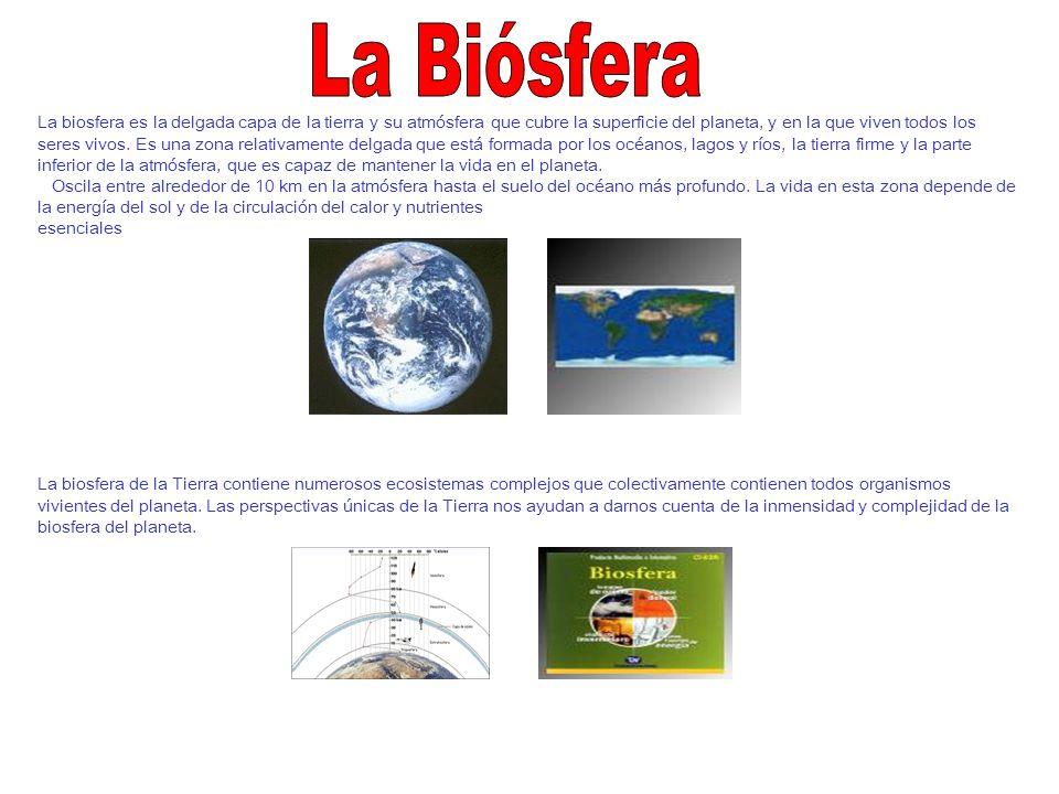 La Biósfera