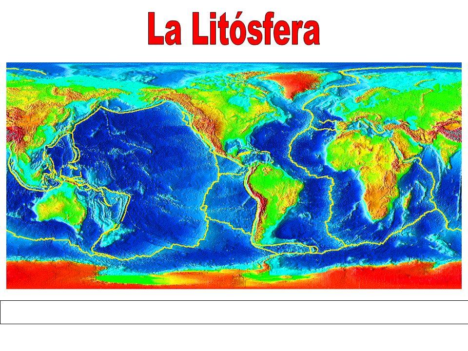 La Litósfera