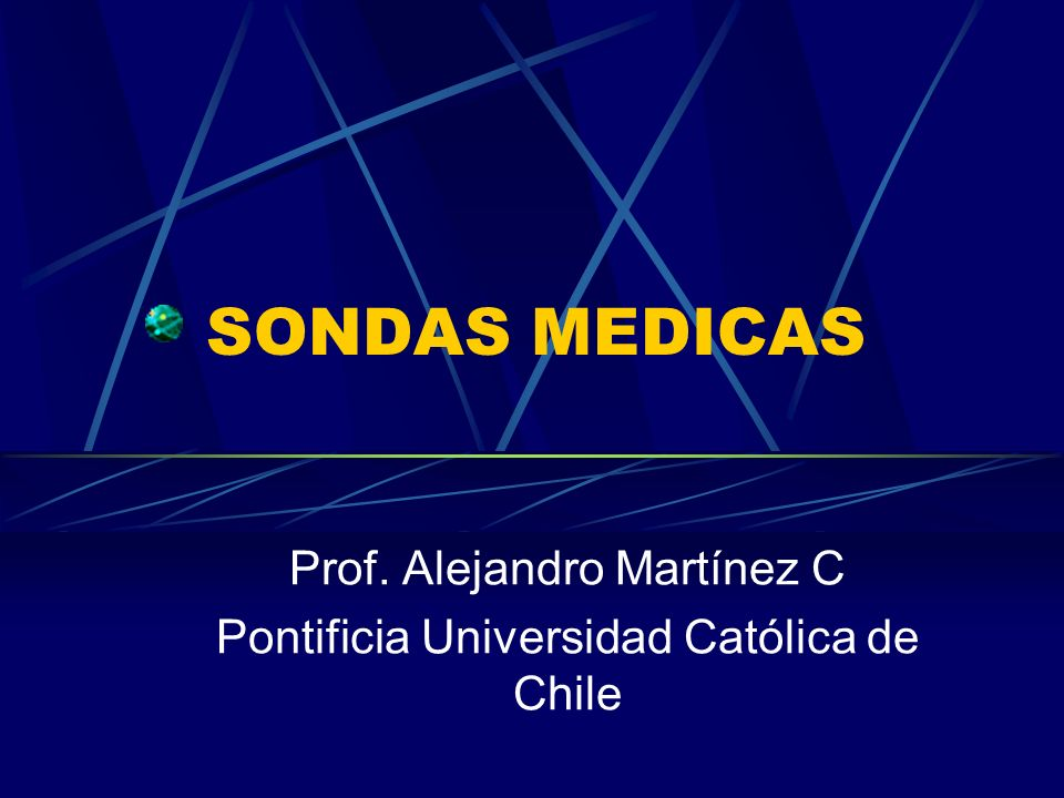 Prof. Alejandro Martínez C Pontificia Universidad Católica de Chile