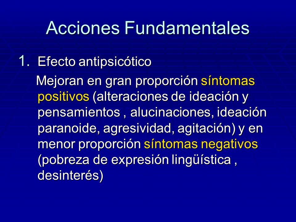 Acciones Fundamentales