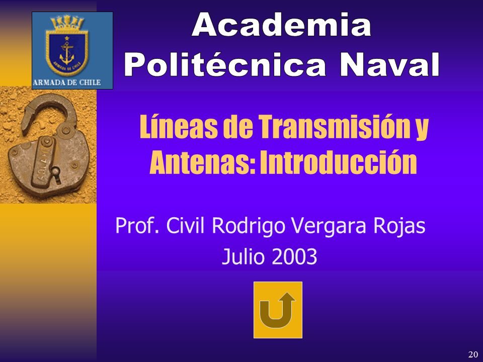 Líneas de Transmisión y Antenas: Introducción