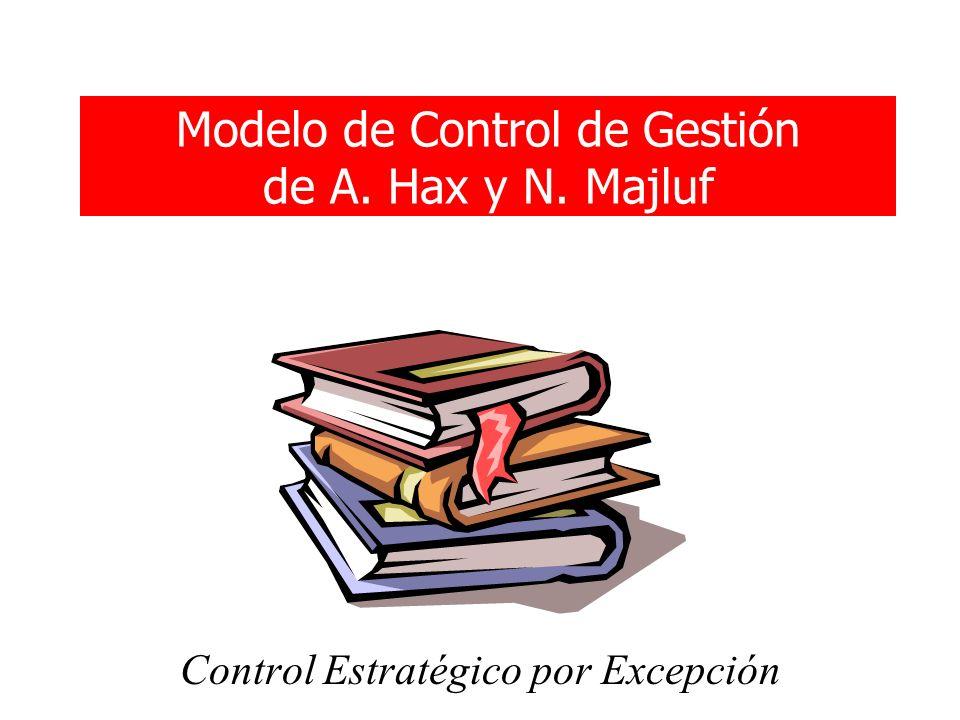 Modelo de Control de Gestión de A. Hax y N. Majluf