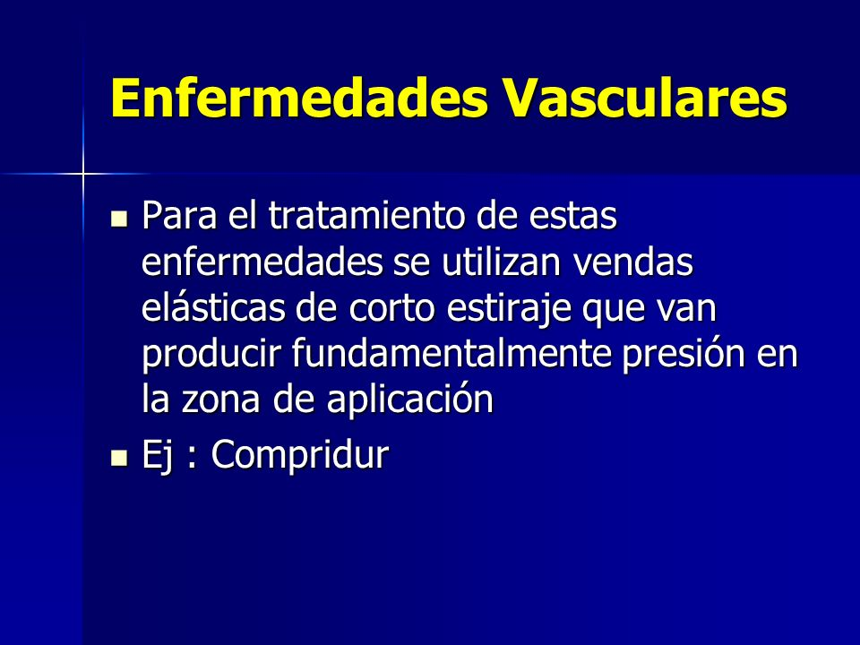 Enfermedades Vasculares