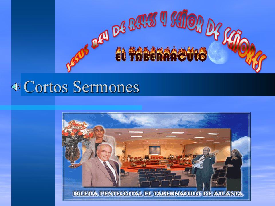 Cortos Sermones