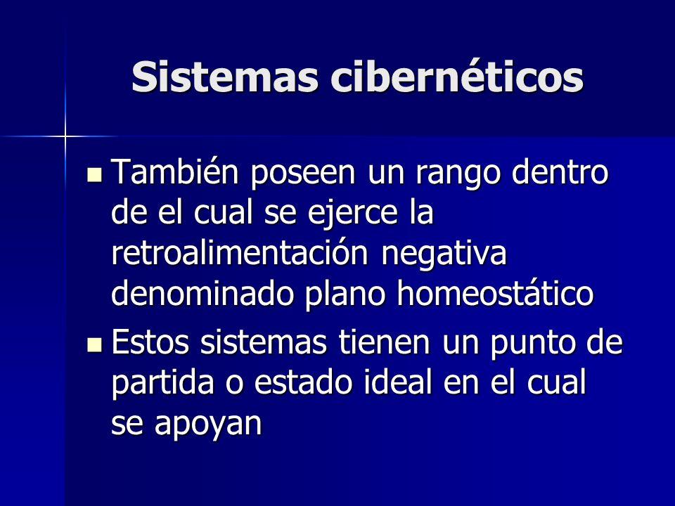 Sistemas cibernéticos