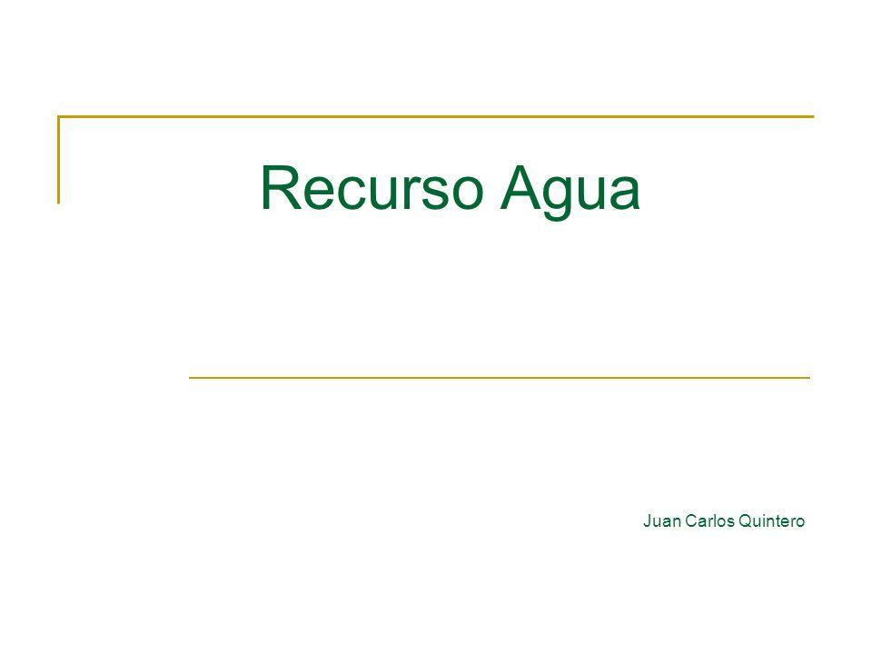 Recurso Agua Juan Carlos Quintero