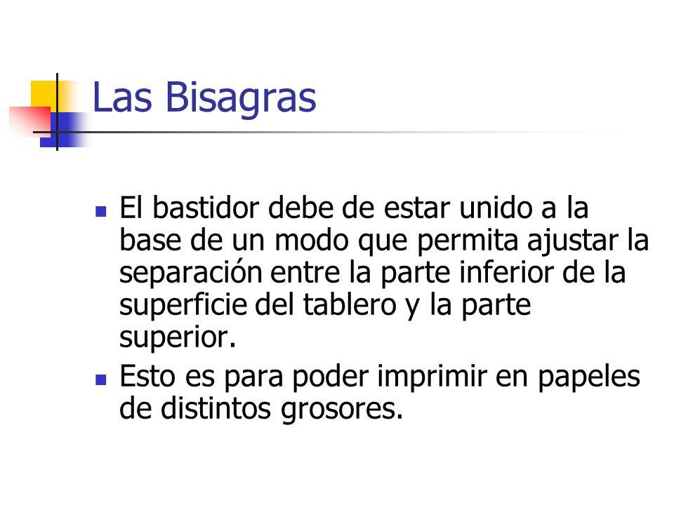 Las Bisagras