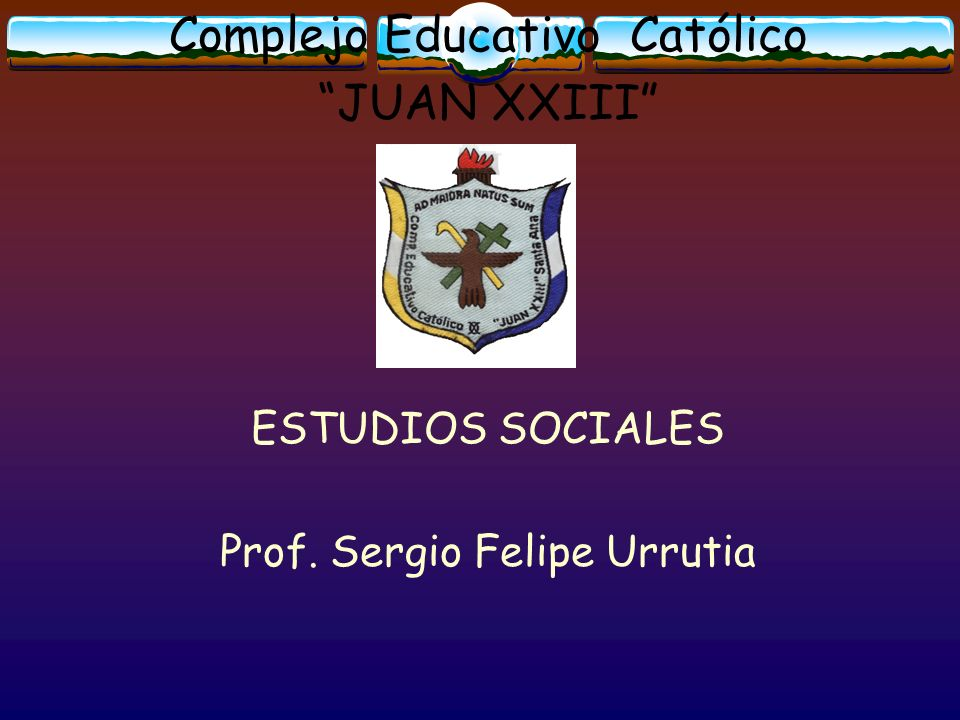 Complejo Educativo Católico JUAN XXIII