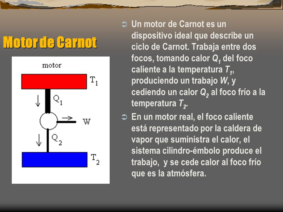 Motor de Carnot