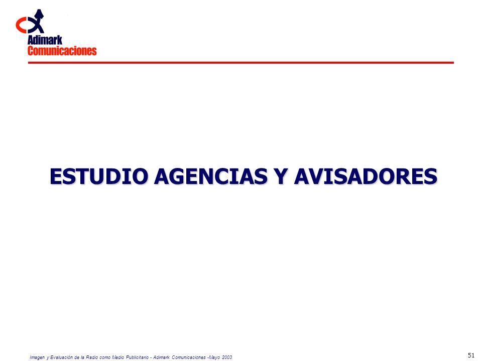 ESTUDIO AGENCIAS Y AVISADORES