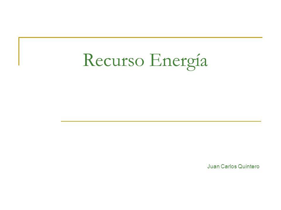 Recurso Energía Juan Carlos Quintero