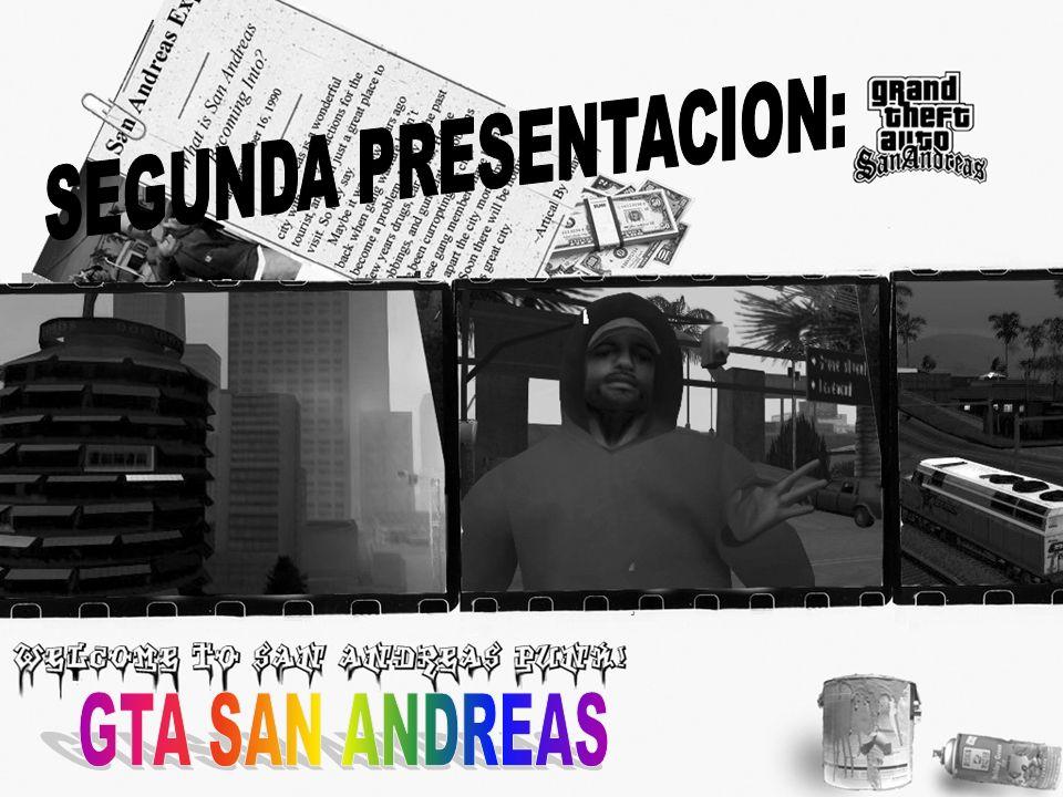 SEGUNDA PRESENTACION: