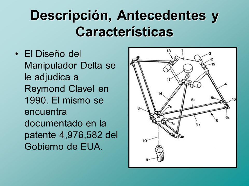Descripción, Antecedentes y Características