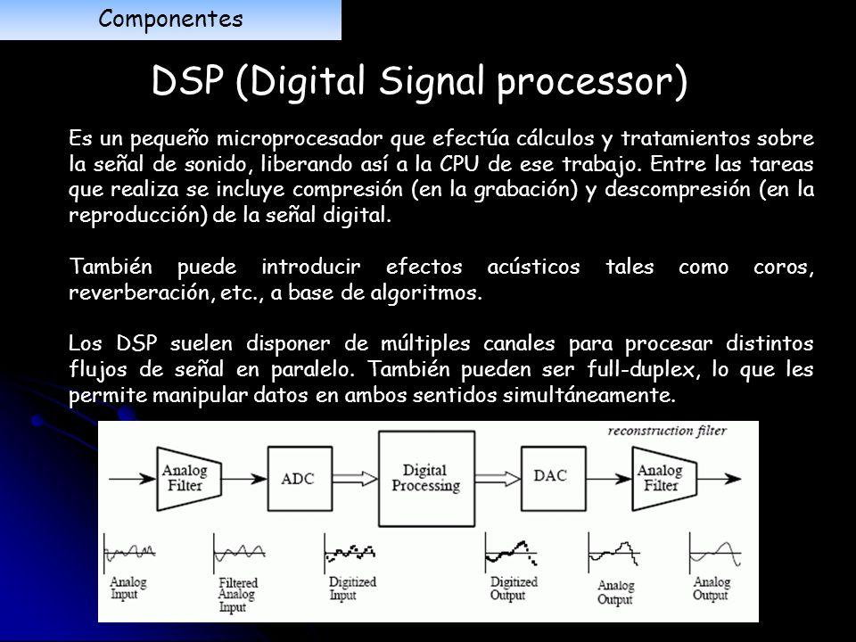 DSP (Digital Signal processor)