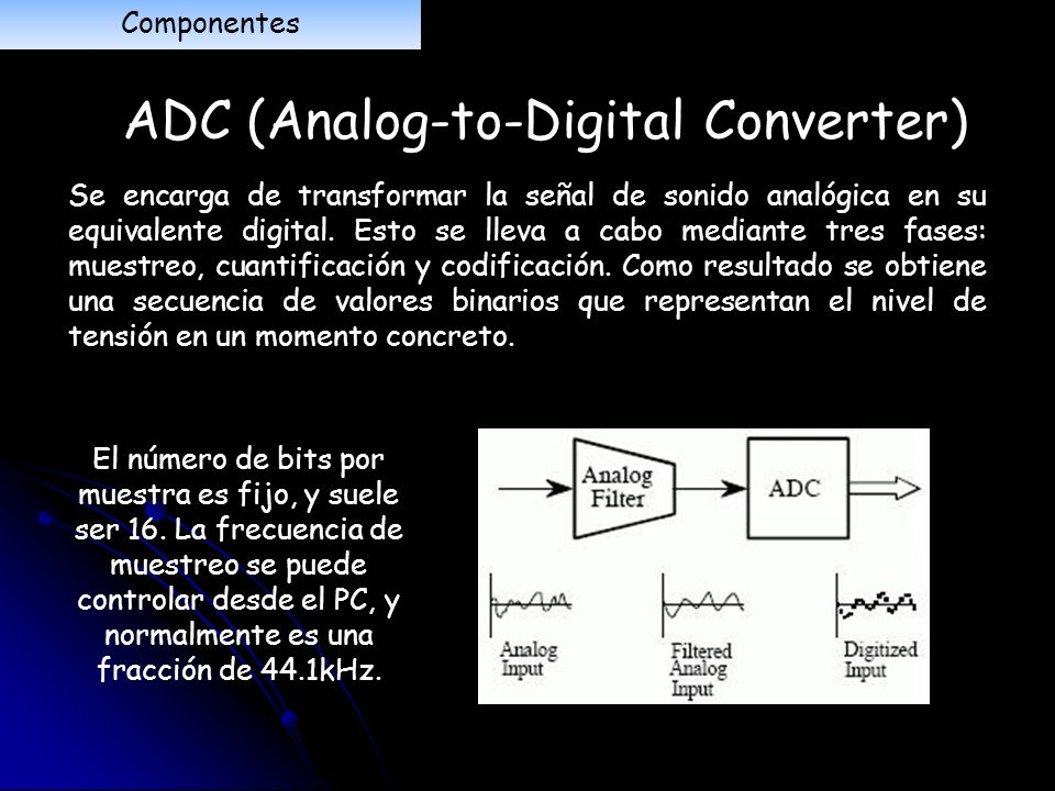 ADC (Analog-to-Digital Converter)